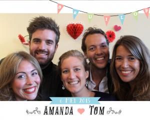 Amanda & Tom