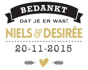 Niels & Desiree