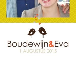 Boudewijn & Eva